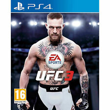 UFC 3 EA Sports (PS4) New and Sealed