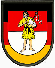 Wappen von Staßfurt Aufnäher, Pin, Aufbügler