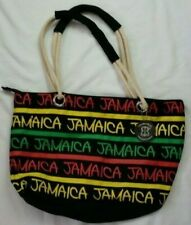 Robin Ruth Original Jamaica Handbag Tote Purse ZIPPER Closure