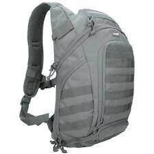 Texar Tactical Backpack MOLLE Military Daysack Cober 25l Grey
