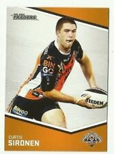 2014 NRL Traders WESTS TIGERS CURTIS SIRONEN COMMON # 174 CARD FREE POST