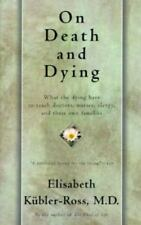 On Death and Dying Elisabeth Kubler-Ross Paperback Used - Very Good