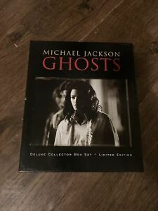 Michael Jackson Ghosts Deluxe Collection Box Set