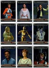 2014 Topps Star Wars Chrome Perspectives Base Card You Pick, Finish Your Set R