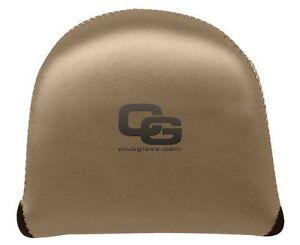 Club Glove Gloveskin Mallet Putter Cover - XL  - Brushed Metal - LEFT HAND