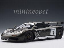 AUTOart 81040 MCLAREN F1 STEALTH MODEL GRAN TURISMO GT5 1/18 DIECAST BLACK