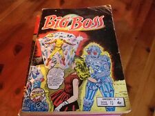 BIG BOSS n° 42 COLLECTION COSMOS 1979 bon état