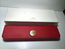 ULTRA RARE VINTAGE OMEGA SPEEDMASTER DAY-DATE WATCH BOX 2000CIRCA