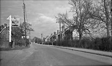 B/W Negative Rudgwick West Sussex Village Street Scene 1949 +INC © DB1787