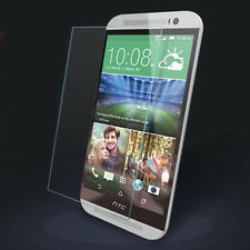 2x New Tempered Glass Screen Protector film cover for HTC Desire 601 Zara 601