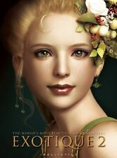 EXOTIQUE 2: The World's Most Beautiful CG Characters, , Acceptable Book