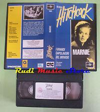 film VHS MARNIE 1994 ALFRED HITCHCOCK Deagostini BRIVIDO HT17 (H1) no dvd