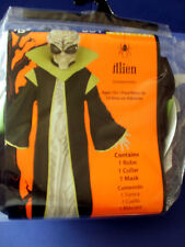 Boys~ALIEN Halloween Costume~Size Medium (8)~BRAND NEW~Awesome!!