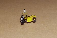 P&D Marsh N Gauge N Scale X77 1950's AA Motorcycle patrol PAINTED & finished