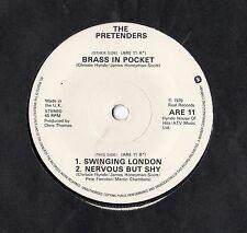 "The Pretenders - Brass in Pocket 7"" Single 1979"