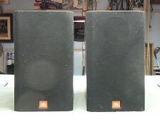 Pair of JBL M5 Speakers Black 8ohm 50watt Very Nice Refurbished Speakers