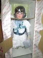 "Danbury Mint ""Christina"" Little Victorian Ladies Collection *NRFB *Jan Garnett"