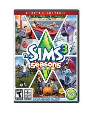 Sims 3: Seasons (Windows/Mac, 2012) NEW