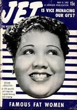 JET MAGAZINE early 159 ISSUES 1951-1956 CIVIL RIGHT MOVEMENT negro BLACK history