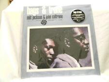 MILT JACKSON & JOHN COLTRANE Bags & Trane 180 gram 45 rpm SEALED 2 LP Hank Jones