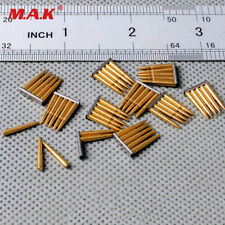 5pc BR 98K Bullet Model 7.92*57 Mauser Rifle Toy 1/6 Figure Collection Accessory