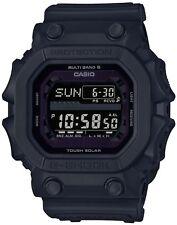 Casio G-SHOCK Limited Edition GX56BB-1 Solar Matte Black Mud Resisrant Watch