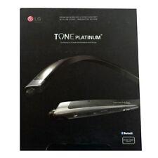 LG Tone Platinum HBS-1100 Harmon Kardon Premium Wireless Stereo Black Headset