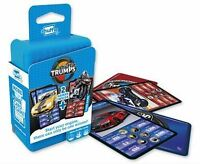 Shuffle Trumps Cars & Motorbikes Card Game