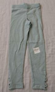 Old Navy Girl's Lace Ankle Legging SV3 Mint Green Small NWT
