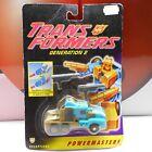 Transformers G2 STAXX POWERMASTERS Decepticon Figure 1994 RARE Vintage European