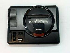 Sega Genesis Model 1 HDG S-Video & Stereo jacks installed Superb Video renewed