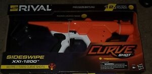 NERF Rival  curve SIDESWIPE XXI 1200 IN HAND! NOT SOLD IN STORES! NEW FOR 2021.