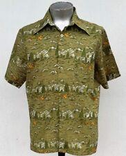 Hawaiian Shirt, 1970's by 'J.c Penny', USA, size L
