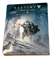 Destiny Rise of Iron - Steelbook only