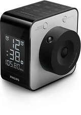 PHILIPS Digitale Orologio Radiosveglia LCD FM AJ4800 PROIETTORE ORA RETROILLMINA