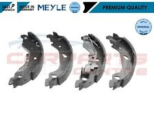 FOR FIAT PUNTO REAR AXLE BRAKE PADS SHOE MEYLE GERMANY 9948373
