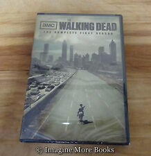 The Walking Dead: Complete First Season 1 ~ NEW/SEALED DVD