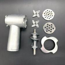 Meat Grinder Screw and blades Mincer Auger MS-0695960 SS-989843 for Moulinex