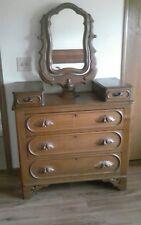 Mirror Original Antique Dressers Vanities 1800 1899 Ebay