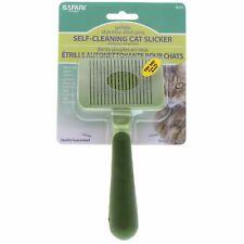 Safari, Self-Cleaning Cat Slicker Brush, 1 Slicker Brush