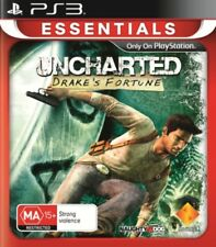 Uncharted Drakes Fortune PS3 Game USED