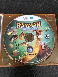 Rayman Legends (Nintendo Wii U) Disc Only