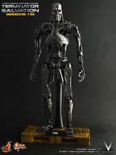 HOT TOYS 1/6 TERMINATOR 4 SALVATION MMS94 ENDOSKELETON T-700 ACTION FIGURE