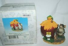 Charming Tails, Fitz and Floyd, figurine, Home is Where the Heart Is, Mib