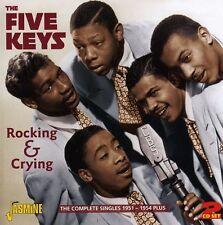The Five Keys - Complete Singles 1951-54 Plus [New CD] UK - Import