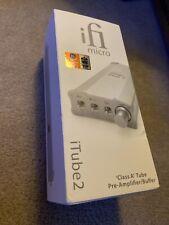 iFi micro iTube2 - 'Class A' pre-amplifier/buffer