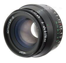JUPITER-8 50mm f2 black Lens M39 Zorki FED Leica 35mm RF camera KMZ 50/2 sonnar