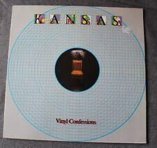 Kansas, vinyl confessions, LP - 33 Tours