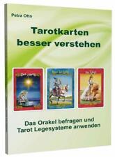 Tarotkarten besser verstehen von Petra Otto (2015, Kunststoffeinband)