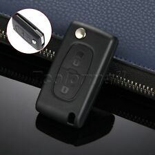 High Quality Auto 2 Buttons Key Case Shell Fob for Citroen C2 C5 C3 C4 C6 CE0523